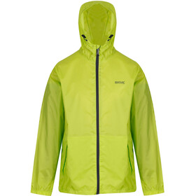 Regatta Pack It III Giacca Uomo, lime punch